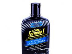 Formula1/芙美乐 美国原装进口 汽车镀膜蜡车蜡 划痕修复 养护抛光蜡【液蜡 473ML】