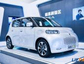 新款欧拉R1更名上市,全新纯电SUV首发亮相