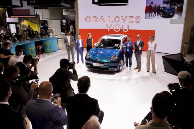 到2025年投放10款以上新能源车型 长城汽车