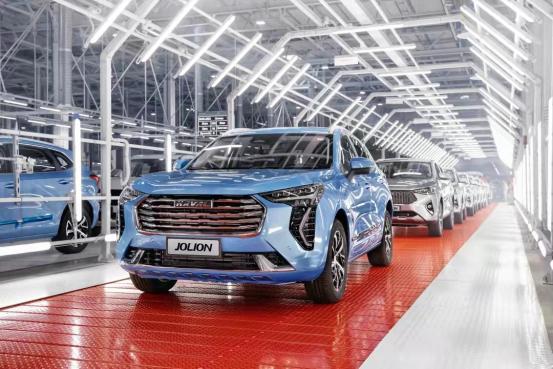 全球业务蒸蒸日上 长城汽车在多个海外市场取得亮眼销售表现
