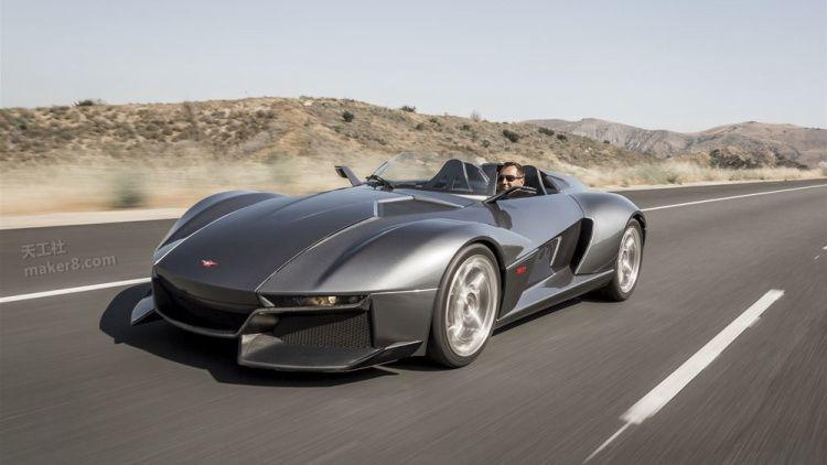 原始而纯粹 Rezvani Beast跑车正式发布